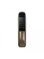 SAMSUNG SHP DP727 Password/Card Smart Door Lock (Gold)