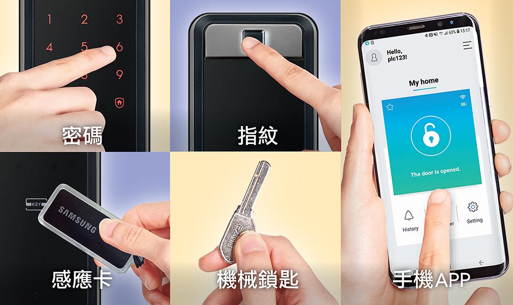 成日唔記得帶鎖匙?係時候換把電子鎖!