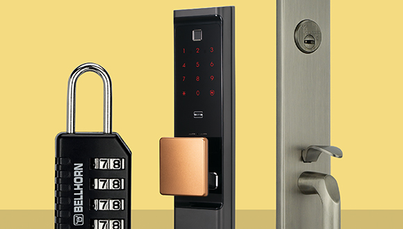 Locks & Security